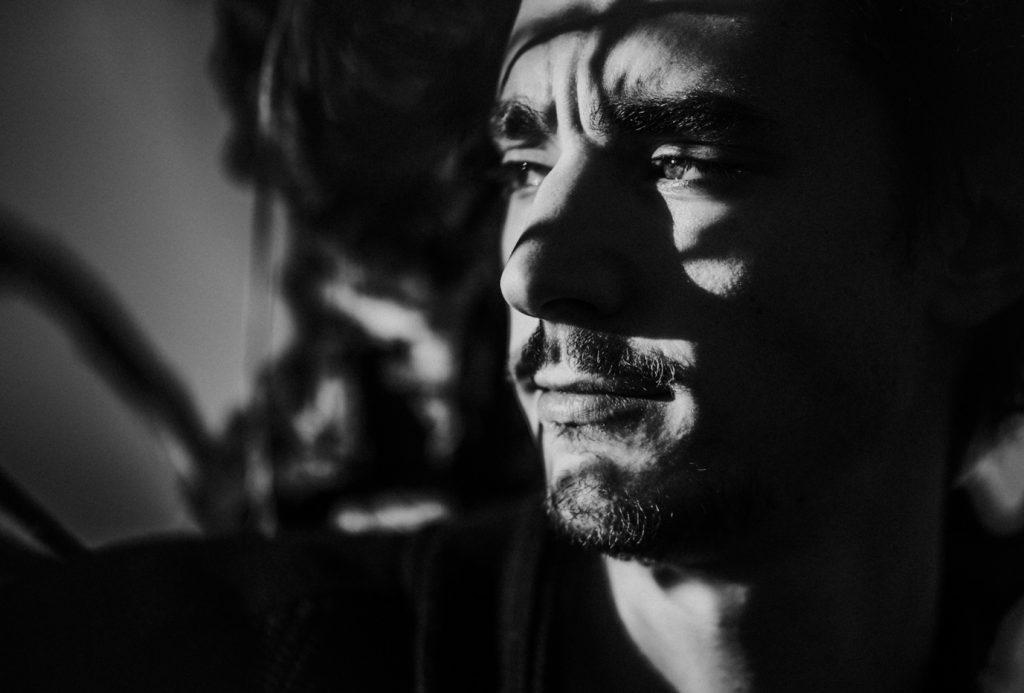 Pat Revaux, splendide comédien - photo de Ben Lévy