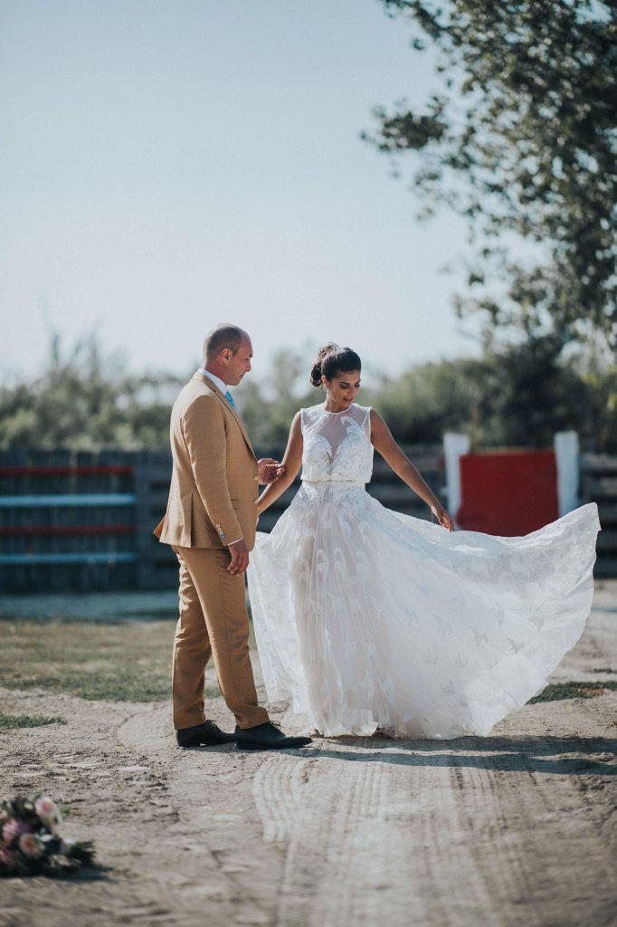 Benlevy photographe mariage reportage photo mariés