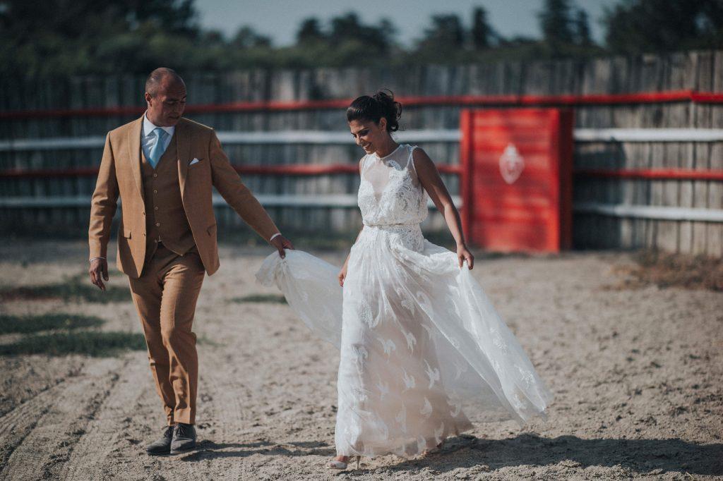 Ben Lévy photographe mariage boheme chic
