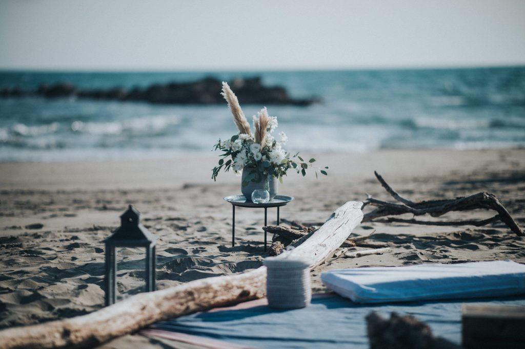 BenLevy photographe mariage photo mariage bohème plage
