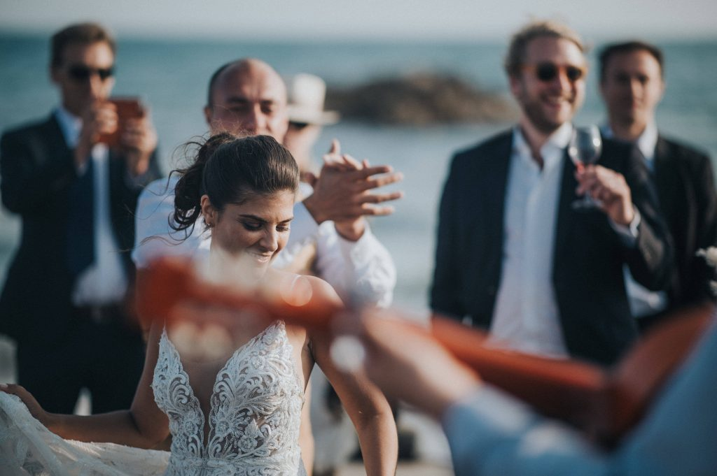 Ben Lévy photographe mariage photo reportage mariée