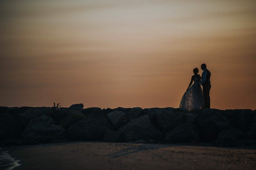 BenLévy photographe mariage plage photo mariés