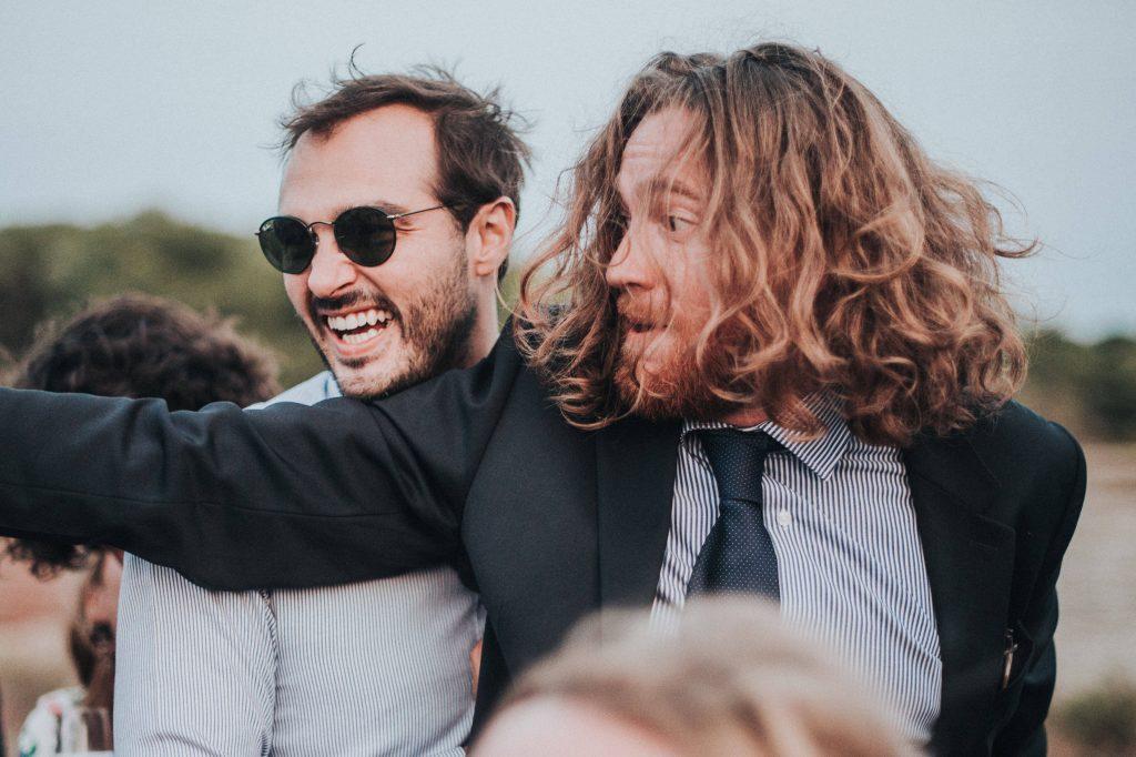Ben Lévy photographe mariage photo invités sur le vif