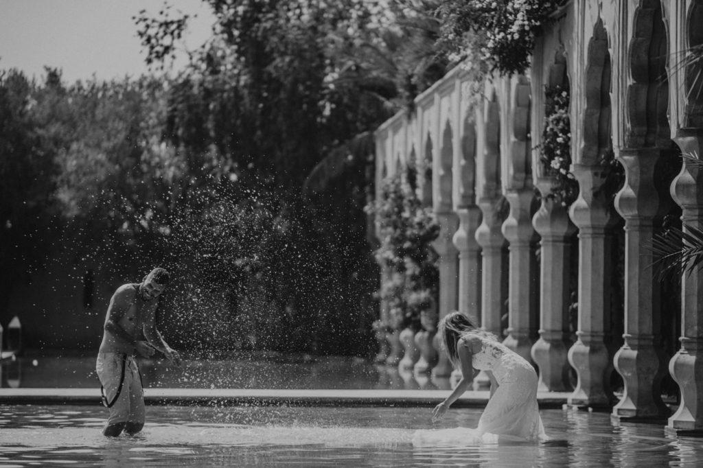 Ben Lévy photographe mariage luxe photo mariés