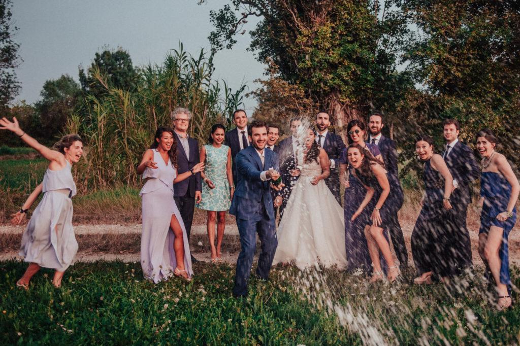 Ben Lévy photographe mariage photo reportage photo famille invités