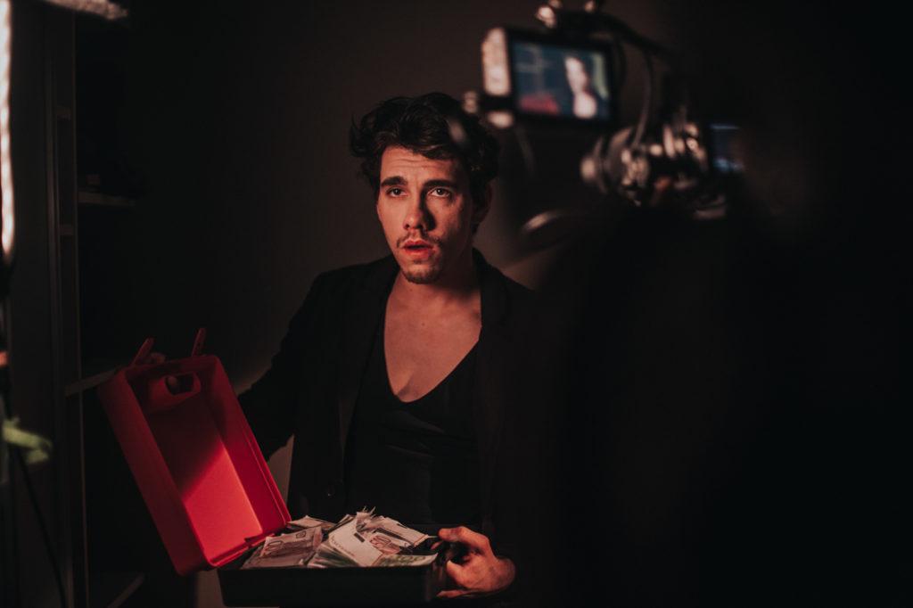 Ben Levy Photographe de plateau photographe tournage séries cinéma shooting pro