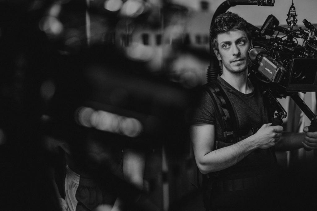 Ben Lévy photographe shooting professionnel mode