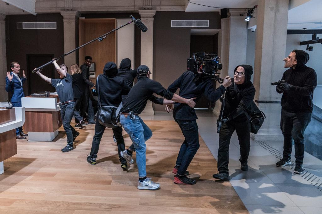 Ben Levy Photographe de plateau photographe tournage shooting pro