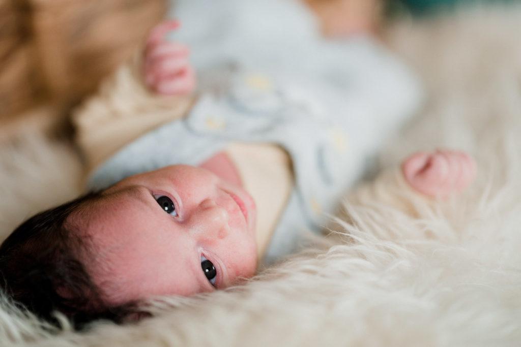 Ben Lévy shooting photo naissance bébé