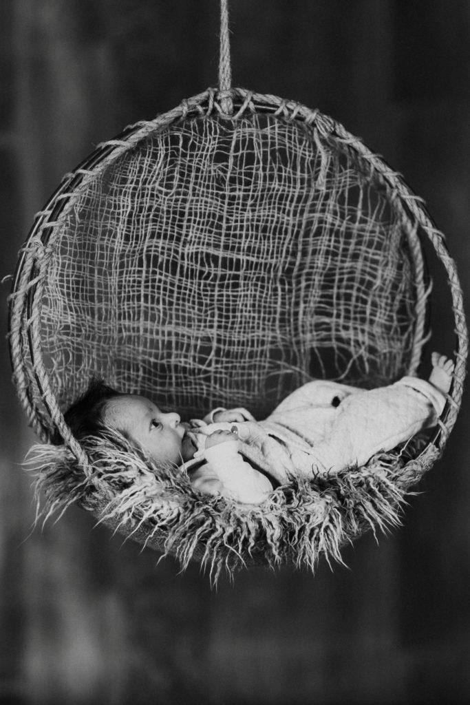 Ben Lévy séance photo naissance bébé
