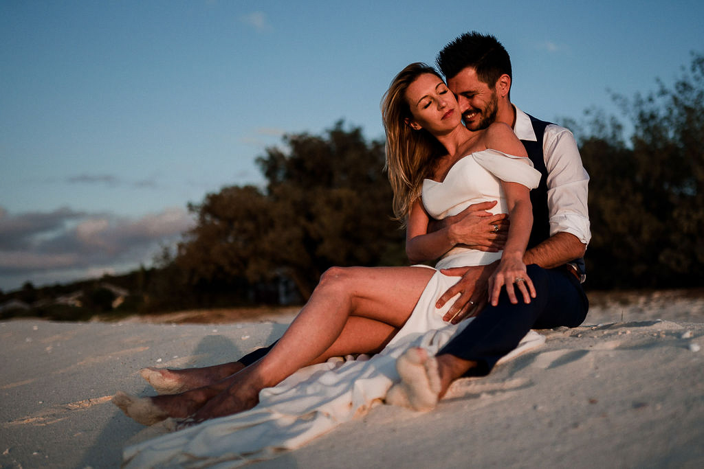 Ben Levy - shooting photo wedding destination